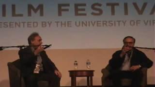 Peter Bogdanovich at 2010 Va. Film Festival - Part I
