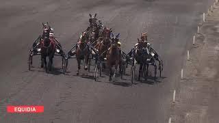Vidéo de la course PMU PRIX DU PERREUX