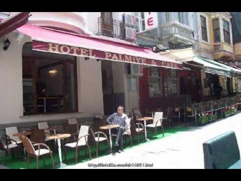 Grand Hotel Palmiye Istanbul Turkey Youtube