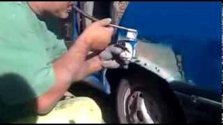 Как покрасить автомобиль своими руками(Учебное пособие как недорого покрасит автомобиль своими собственными силами.Быстро,очень качественно..., 2013-11-30T10:54:09.000Z)