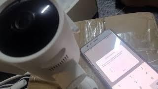 패스워드-샤오미 N3 스마트 실외 CCTV 홈카메라 야…