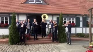 Jazzband Lamarotte in der Kleinen Lausitz - Erlebnis- und Miniaturenpark in Elsterwerda