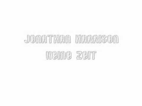 Keine Zeit - Jonathan Harrison