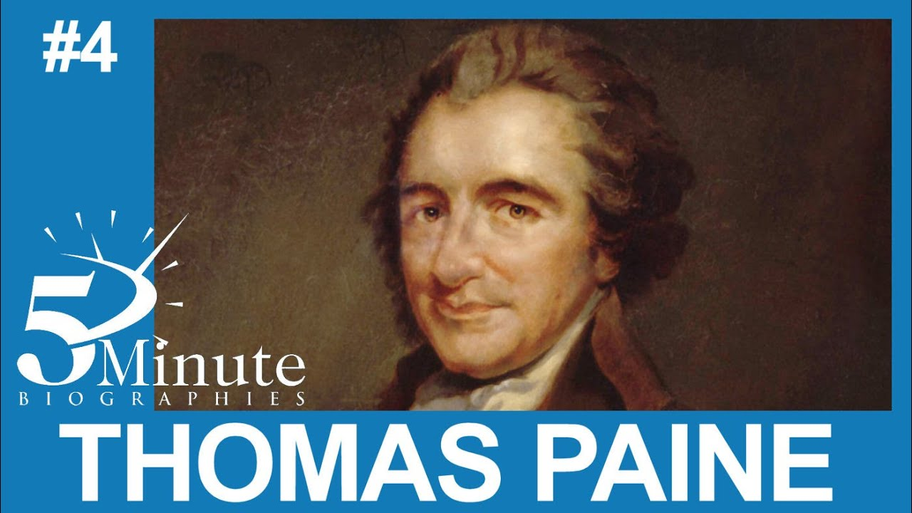 a biography of thomas paine A biography of thomas paine (17371809) thomas paine was born on the twenty-ninth of january 1737 at thetford, norfolk in england, as.