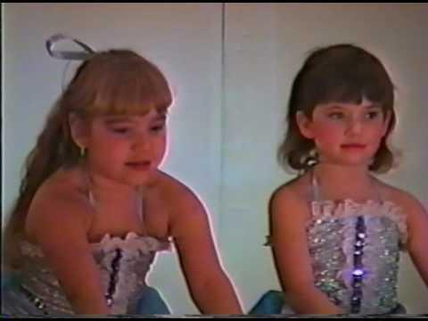 Barbara Bryant Dancers Christmas 1986