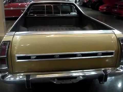 1973 FORD RANCHERO 500 - 351 CLEVELAND ENGINE