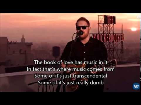 The book of love - Gavin James (Lyrics)