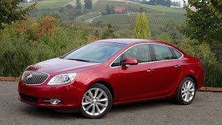 Buick Verano 2017 Car Review