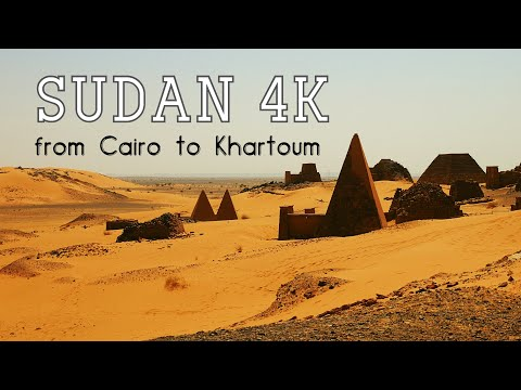 Sudan - Cairo to Khartoum | Travel video in 4K | 2017 | Panasonic GX80