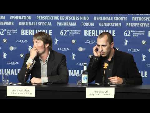 A Royal Affair  press conference pt. 1 2012 Berlinale 2012
