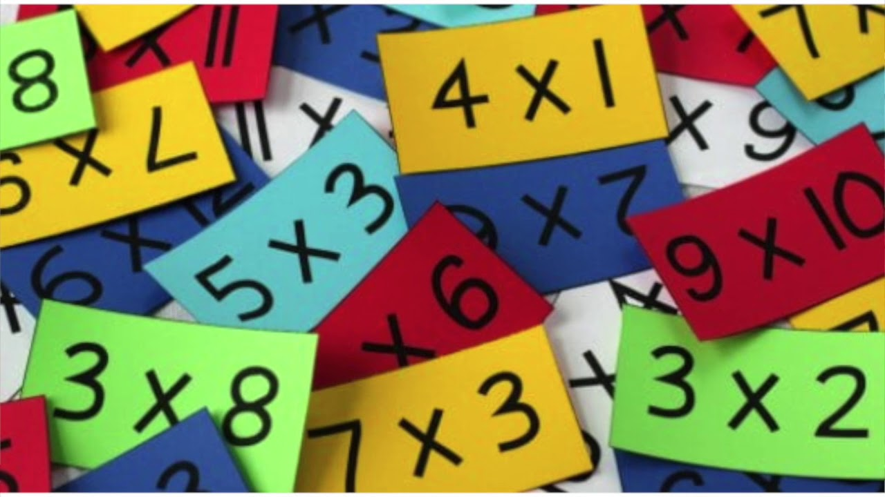 Math Can Be Fun Ways To Like And Learn Math By Misternumbers Youtube