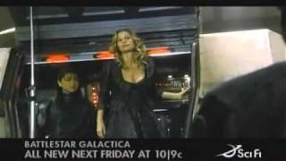 Battlestar Galactica Season 4 Episode 16 Promo on Scifi