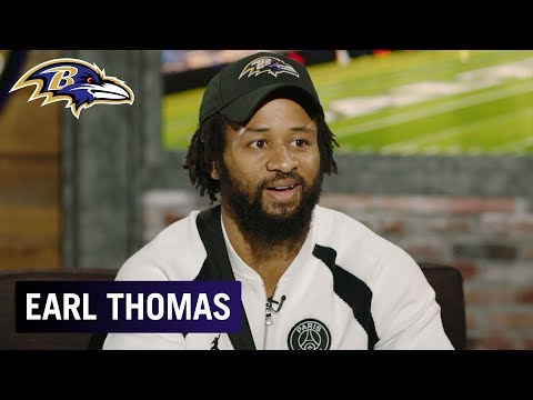 Dave 'Softy' Mahler - Earl Thomas speaks about how he acquired his number 29 in Baltimore