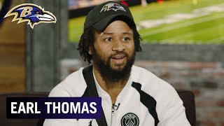 Earl Thomas Talks Baltimore's Defensive Legacy in First Interview as Raven
