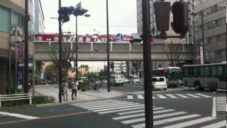 中心市街地003浜松(解体中の旧松菱とサゴー)