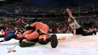 Triple h Vs Kurt Angle No Way Out 2002 Highlights