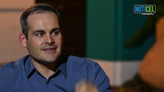 On A Puerto Rican 'Workcation' CBS News reporter David Begnaud