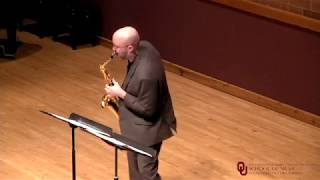 Eddie Goodman, Saxophone