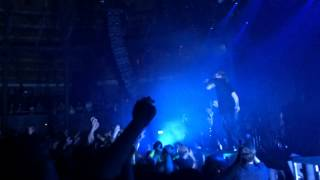 "Architects (UK) - ""Gravedigger"" Live at the Roundhouse in Camden, London UK 3/14/15"