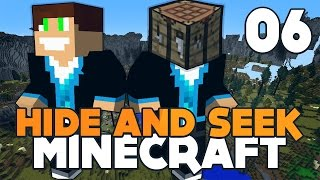 CO ZA SPRINTERZY! | Minecraft - Hide'n'Seek #6 | Vertez & Purpose
