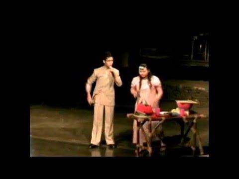 Percomah - Agung Mochiqal & Nia Nurlaela (Drama Suara)