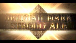 BELGIAN DARK STRONG ALE GRAINFATHER BREW 4K HD