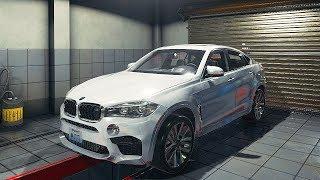 ВЫИГРАЛ BMW X6M НА АУКЦИОНЕ США! - CAR MECHANIC SIMULATOR 2018
