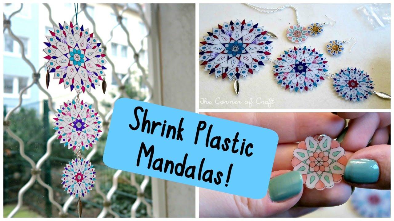 Resultado de imagen de mandala crafts
