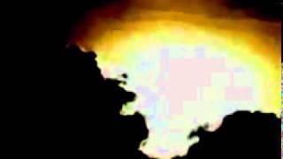 Явление Божией Матери в небе над Африкой