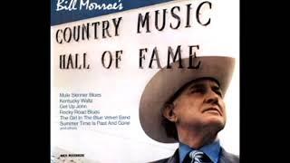 Bill Monroe's Country Music Hall Of Fame [1971] - Bill Monroe