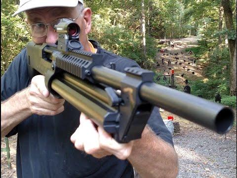 SRM 1216 Revolving Shotgun