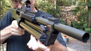 Srm Revolving Gun