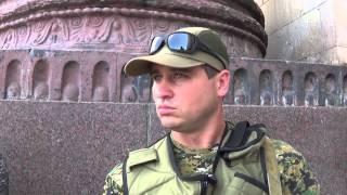 """Боец 1-й Шахтерской дивизии, позывной """"Опасный"""""""