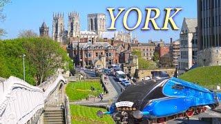 York - England 4K