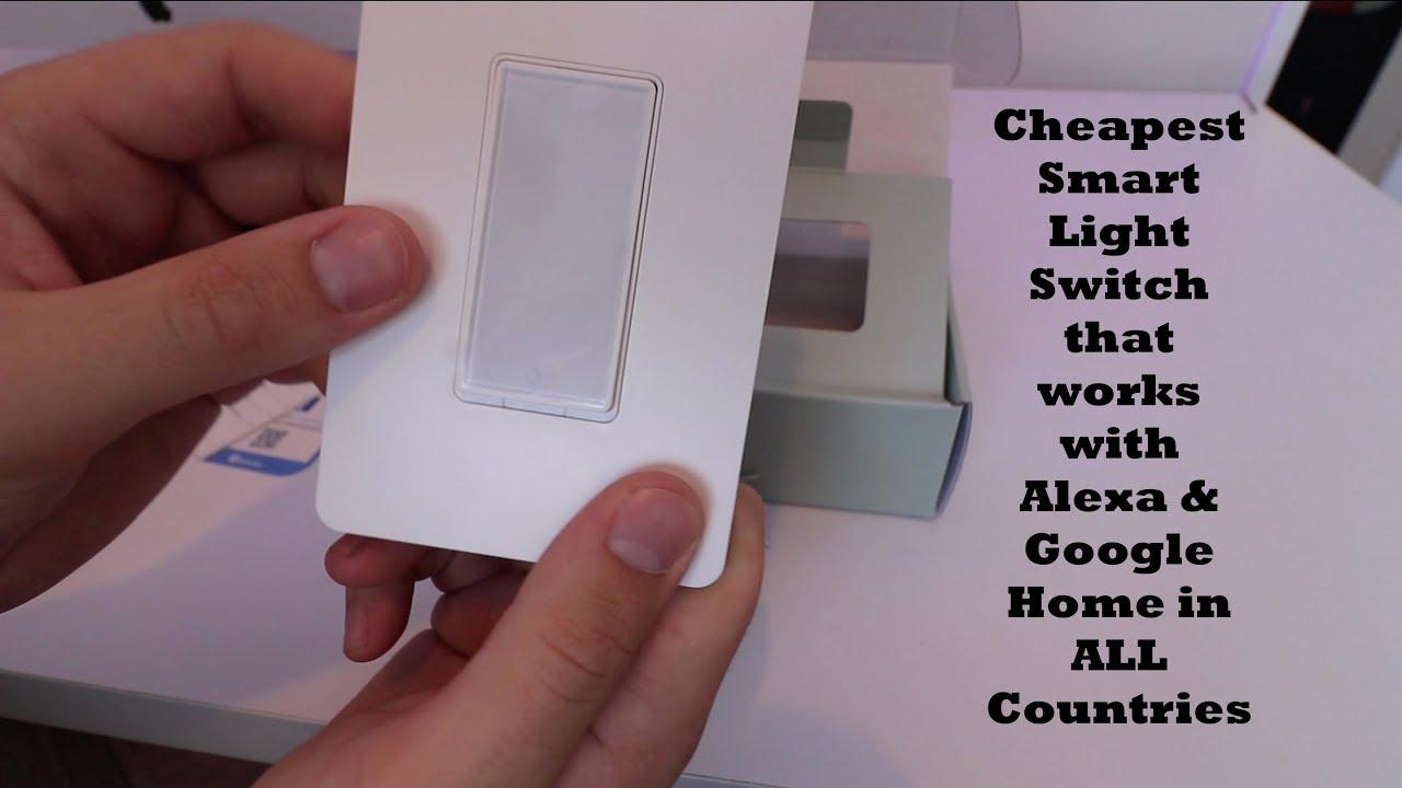 Cheap Wifi Light Switch!! Martin Jerry