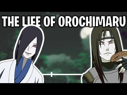 The Life Of Orochimaru: The Legendary Sannin (Naruto)
