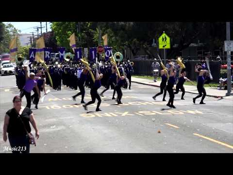 Armijo HS Super Band - No. 3. (Fighter) Squadron - 2018 Vallejo Band Review