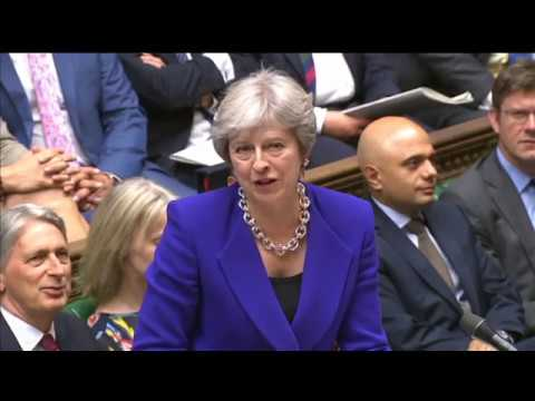 Prime Minister\'s Questions: 18 July 2018