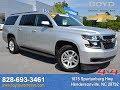 2016 Chevrolet Suburban Hendersonville NC U7671