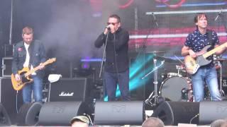 Танцы минус\Микрофоны. Бесплатный концерт в день Металлурга. Мончегорск  2017.