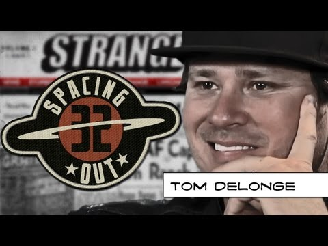 Blink-182's Tom DeLonge talks about space and UFOs - Spacing Out! Ep. 32