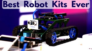Best Robot Kits for 2020 | Top Robotics Kit for Beginners