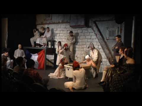 Marat/Sade - Fordham Experimental Theater Spring 2016