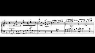 J.S. Bach - BWV 1080 - Contrapunctus 13,1 (in forma recta)