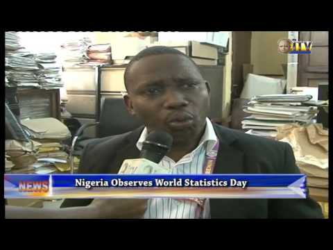 Nigeria Observes World Statistics Day
