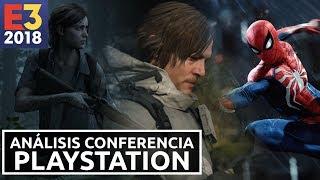 Análisis Conferencia Sony - E3 2018 | 3GB
