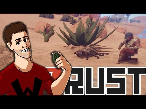 MORE BUILDING, MORE PROBLEMS | Rust With Friends Again Part 4