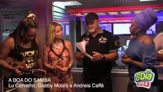 A Boa do Samba com Lu Carvalho, Gabby Moura e Andreia Caffé