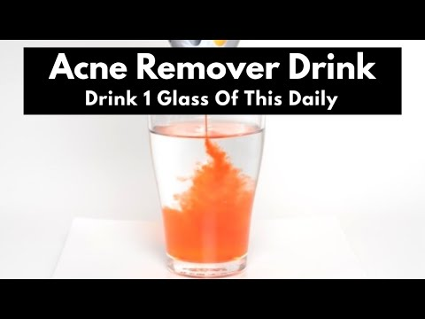 acne-remover-drink