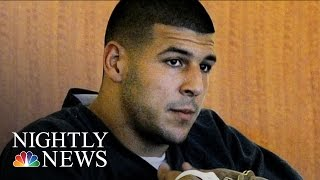 Aaron Hernandez Found Hanged In His Prison Cell | NBC Nightly News
